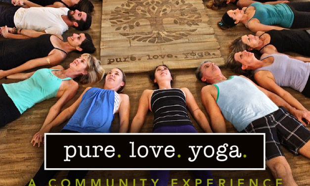 Featured Yoga Studio: Pure. Love. Yoga