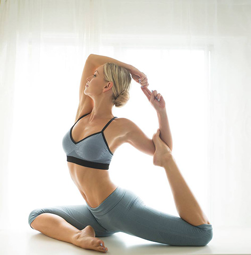 Featured Yogi: Anne-Tyler Harshbarger