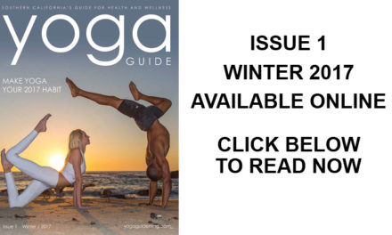 Yoga Guide Magazine Issue #1 | Winter 2017