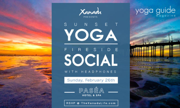 Yoga Social Event @ Pasea Hotel Feb. 26th