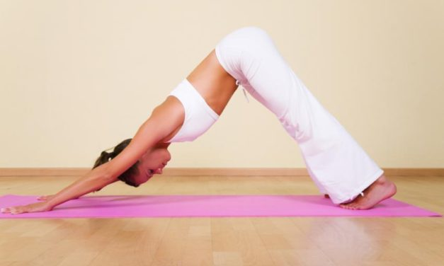 Featured Yoga Pose: Downward-Facing Dog