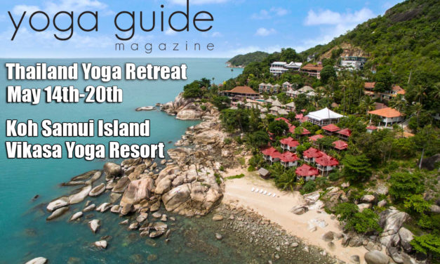 Yoga Guide 7 Day Retreat in Thailand | Koh Samui Island