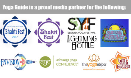 Yoga Guide Magazine Festival Media Partners