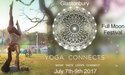 Yoga Connects Full Moon Ceremony