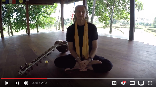 International Yoga Day | Message from Mark Whitwell