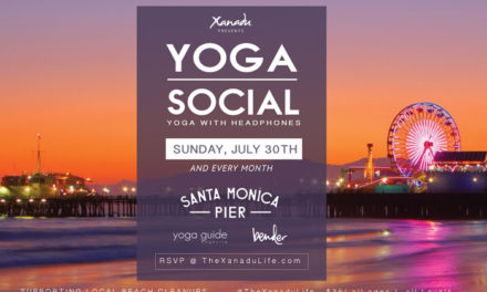 Yoga Guide Summer Issue Release Party | Santa Monica Pier | 7.30.17