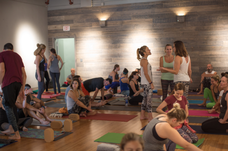 HB YOGA COLLECTIVE STUDIO | OC