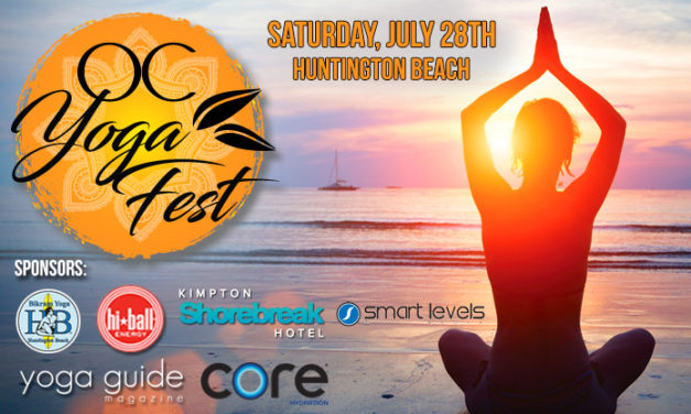 OC Yoga Festival: SAT. JULY 28TH, 2018